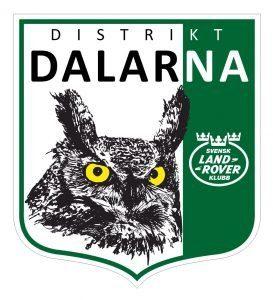 SLRK Distrikt Dalarna märke