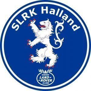 SLRK Distrikt Halland märke